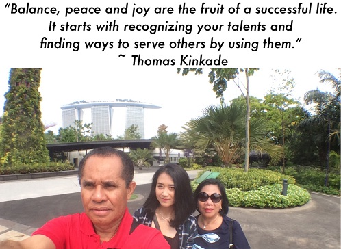 Nikmati Sukses Bersama Keluarga