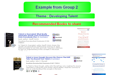 Bedah Buku Talent Management