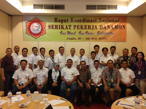 Partnership Management dan Union