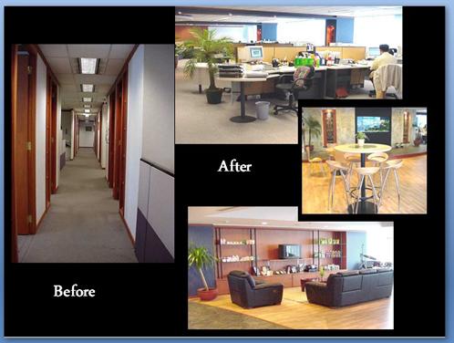 Ruang KerjaTerbuka: Managing Change