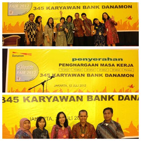 Penghargaan Masa Karya Karyawan