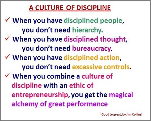 Teladan Disiplin dari Boss