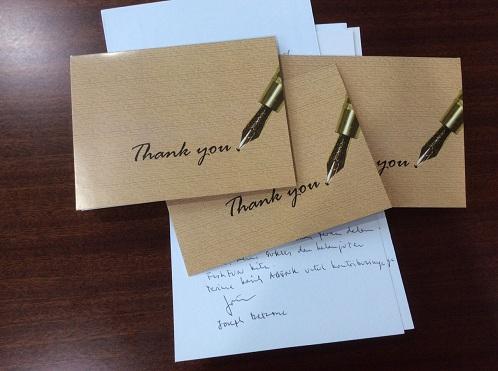 Terima Kasih dan Employee Engagement