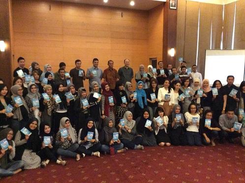 sharing session di Bandung-
