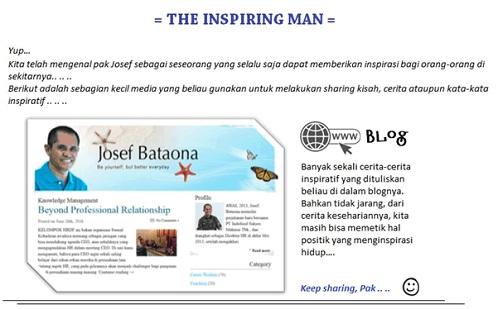 The Inspiring Man