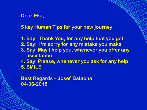 Simple Daily Human Tips