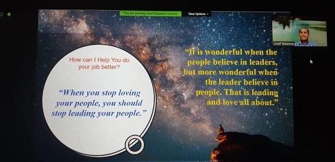 Belajar Bersama dari Buku Leader as MEANING MAKER