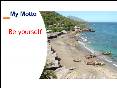 Advis Utama Seorang CEO: Be Yourself